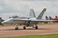 Photo: Swiss Air Force, McDonnell Douglas F-18 Hornet, J-5007
