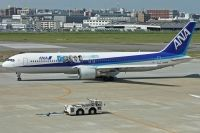 Photo: All Nippon Airways - ANA, Boeing 767-300, JA601A