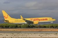 Photo: TUIfly, Boeing 737-800, D-AHFH