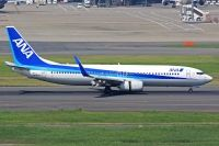 Photo: All Nippon Airways - ANA, Boeing 737-800, JA57AN