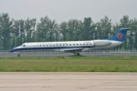 Photo: China Southern Airlines, Embraer EMB-145, B-3063