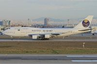 Photo: Saudi Arabian Airlines, Boeing 747-400, 9M-MPD