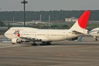 Photo: Japan Airlines - JAL, Boeing 747-400, JA8082