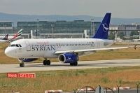 Photo: Syrian Air, Airbus A320, YK-AKA