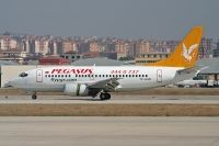 Photo: Pegasus Airlines, Boeing 737-500, TC-AAD
