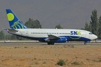 Photo: Sky Airline, Boeing 737-200, CC-CTO
