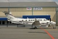 Photo: Untitled, Beech King Air, ZS-ZAZ