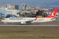 Photo: Turkish Airlines THY, Boeing 737-900, TC-JYA