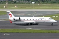 Photo: Cimber Air, Canadair CRJ Regional Jet, OY-RJD