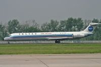 Photo: China Northern Airlines, McDonnell Douglas MD-80, B-2108