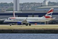Photo: British Airways, Embraer EMB-170, G-LCYG