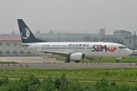 Photo: Shandong Airlines, Boeing 737-300, B-2995