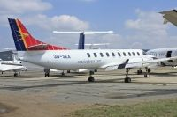 Photo: Swazi Express, Fairchild-Swearingen SA-227 Metroliner, 3D-SEA