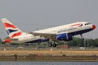 Photo: British Airways, Airbus A318, G-EUNB