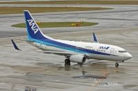 Photo: All Nippon Airways - ANA, Boeing 737-700, JA17AN