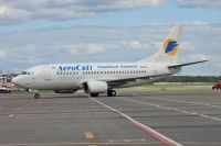 Photo: AeroSvit / Aerosweet Airlines, Boeing 737-500, UR-VVS