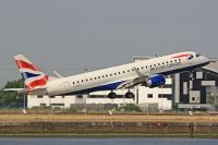 Photo: British Airways, Embraer EMB-190, G-LCYL