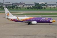 Photo: Nok Air, Boeing 737-800, HS-DBA