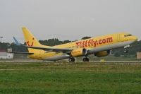 Photo: TUIfly, Boeing 737-800, D-AHLQ