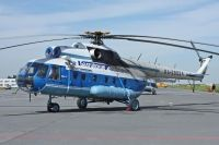 Photo: Baltic Airlines, Mil Mi-8, RA-25524