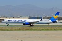 Photo: Thomas Cook Airlines, Boeing 757-300, G-JMAA