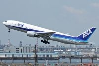Photo: All Nippon Airways - ANA, Boeing 777-200, JA702A