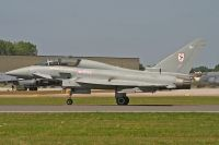 Photo: Royal Air Force, Eurofighter Typhoon, ZJ809
