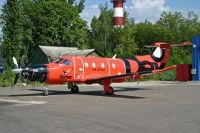 Photo: Dexter Air Taxi, Pilatus PC-12, RA-01502