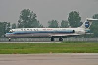 Photo: China Northern Airlines, McDonnell Douglas MD-80, B-2130