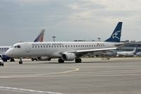 Photo: Montenegro Airlines, Embraer EMB-195, 4O-AOB