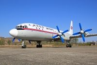 Photo: Air Koryo, Ilyushin IL-18, P-835