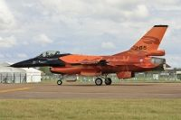 Photo: Royal Dutch Air Force, Lockheed F-16 Fighting Falcon, J-015
