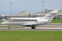 Photo: NetJets, British Aerospace BAe 125, CS-DUE