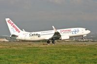 Photo: Air Europa, Boeing 737-800, EC-ISN
