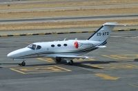 Photo: Untitled, Cessna Citation, ZS-AFD