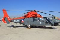 Photo: Chile - Army, Eurocopter AS365 Dauphin, 51