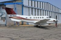 Photo: Untitled, Beech King Air, N1340L