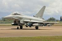 Photo: Royal Air Force, Eurofighter Typhoon, ZA700