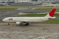 Photo: Japan Airlines - JAL, Airbus A300-600, JA8561
