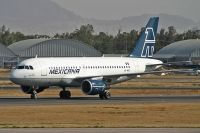 Photo: Mexicana, Airbus A319, XA-MXG