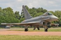 Photo: Spanish Air Force, Eurofighter Typhoon, C16-28
