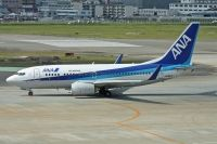 Photo: All Nippon Airways - ANA, Boeing 737-700, JA06AN