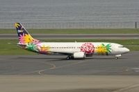 Photo: Skynet Asia Airways, Boeing 737-400, JA391K