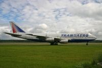 Photo: Transaero Airlines, Boeing 747-200, VP-BQB