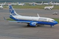 Photo: Moskovia Airlines, Boeing 737-700, VQ-BER