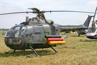 Photo: Germany - Army, Bolkow BO105, 8608