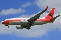 Photo: TAAG Angola Airlines, Boeing 737-700, D2-TBG