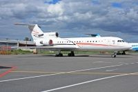 Photo: Lukoil, Yakovlov Yak-42D, RA-42424