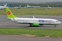 Photo: S7 - Siberia Airlines, Boeing 737-800, VQ-BKW