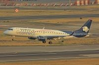 Photo: Aeromexico Connect, Embraer EMB-190, XA-ACE